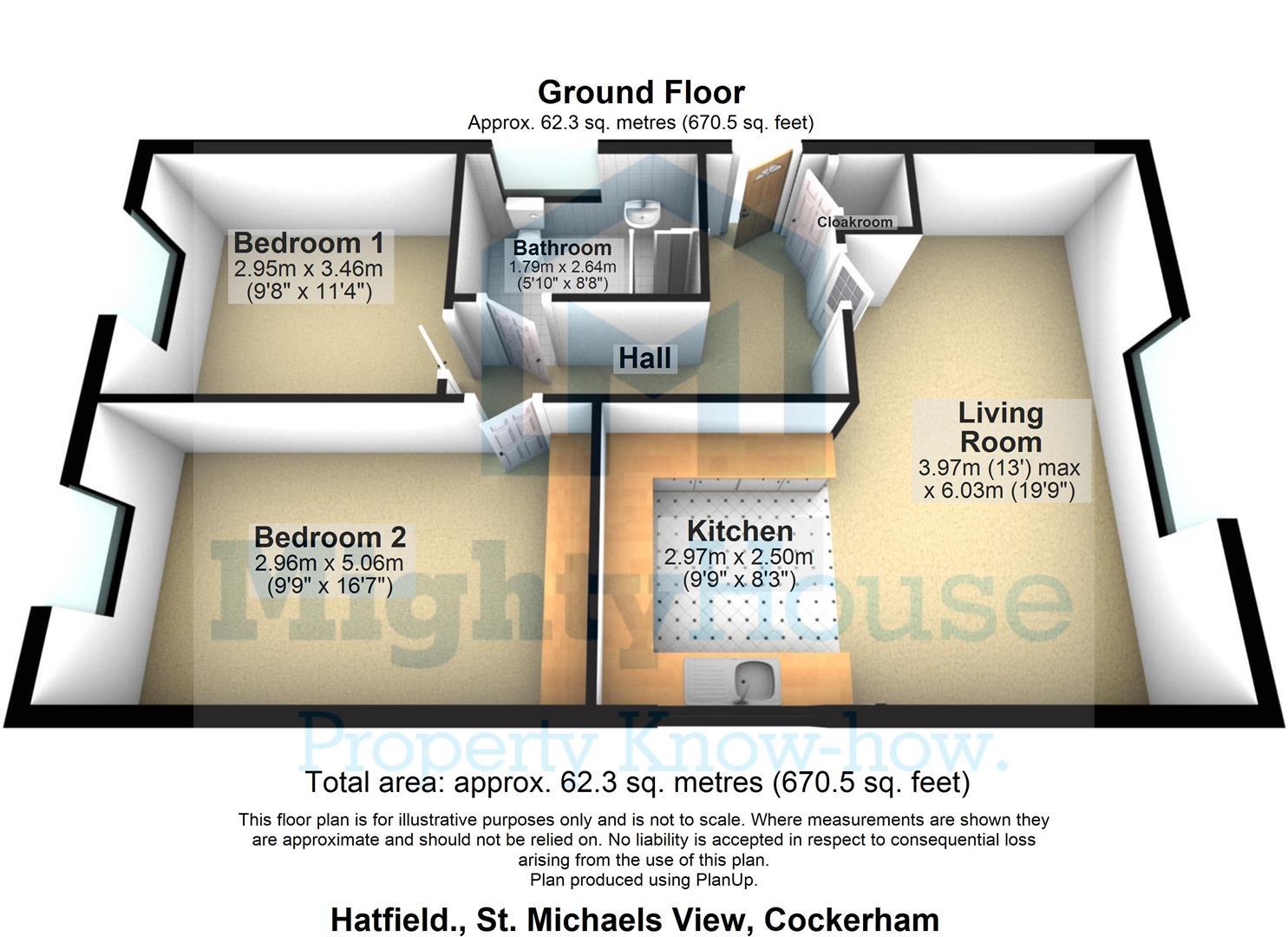 Hatfield, St Michaels View, Cockerham - 3D.JPG